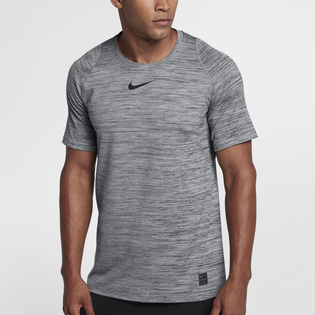 a7655f23 Pro Men's Training Top | Products | Training tops, Nike pros, Nike men