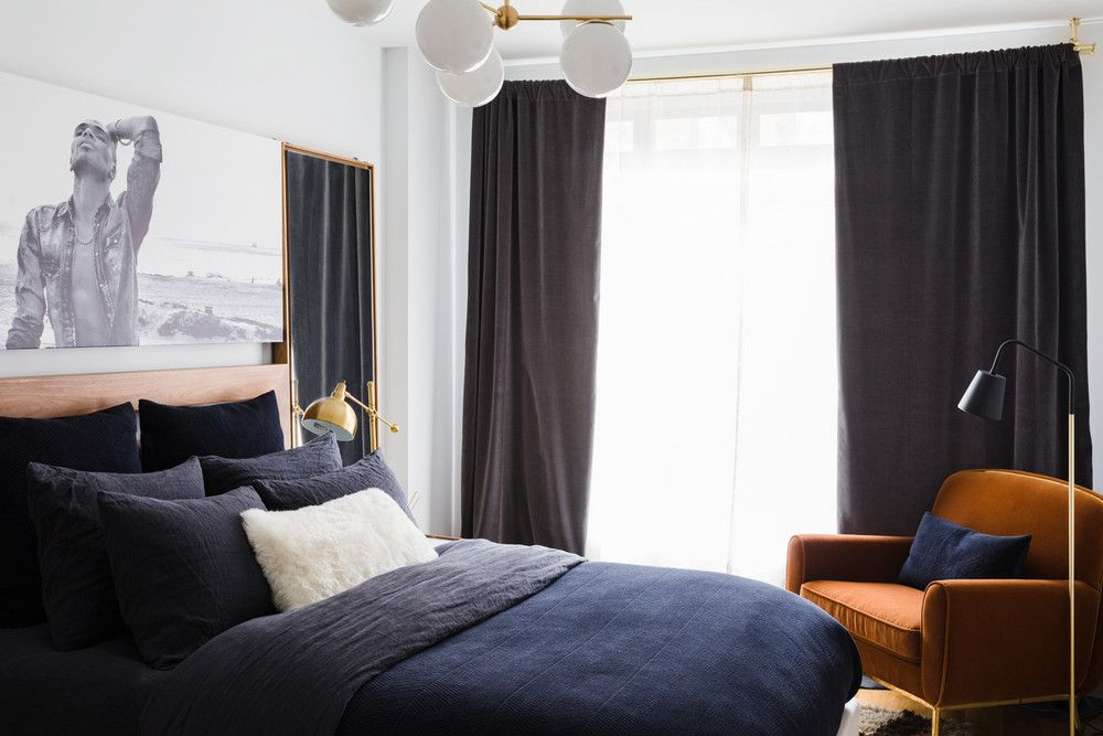 This Celebrity Chef S Apartment Is As Bold As His Personality Awesome Bedrooms Best Bedroom