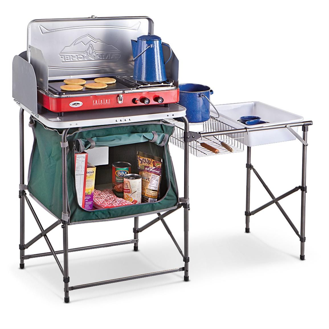 guide gear deluxe camp kitchen note just what we need for the nv weaponeer test site httpwwwzazzlecomweaponeer pinterest camp gear. beautiful ideas. Home Design Ideas