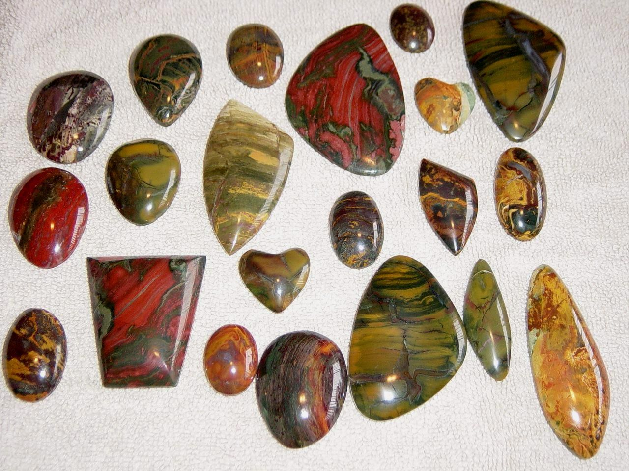 Pin on Kaleidoscope Jasper and Kaleidoscope Agate Cabs