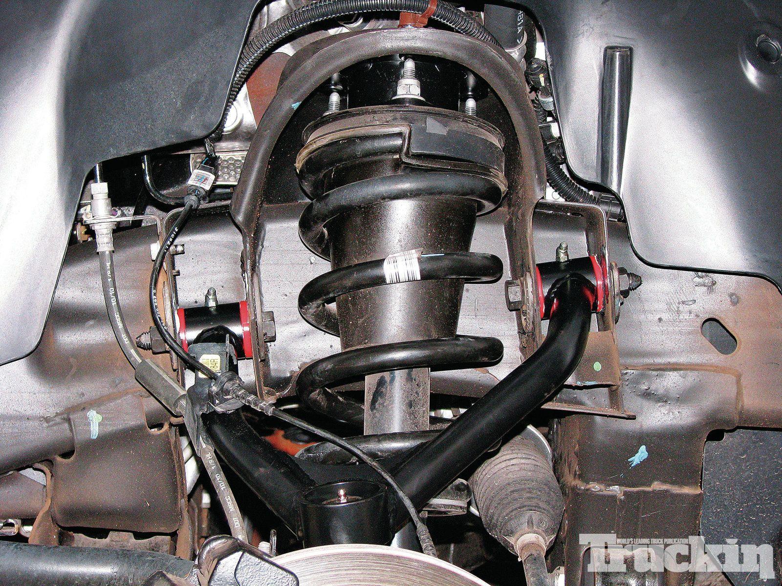 1207tr 08 2011 chevy silverado front suspension [ 1600 x 1200 Pixel ]