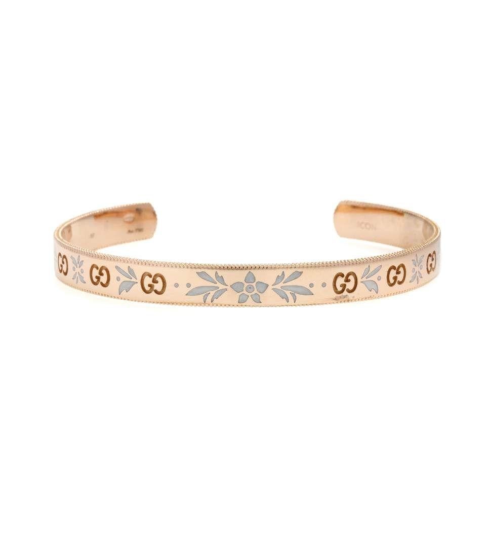 00530561b0876 GUCCI Icon Rose Gold Bracelet. #gucci #fine jewellery | Gucci ...