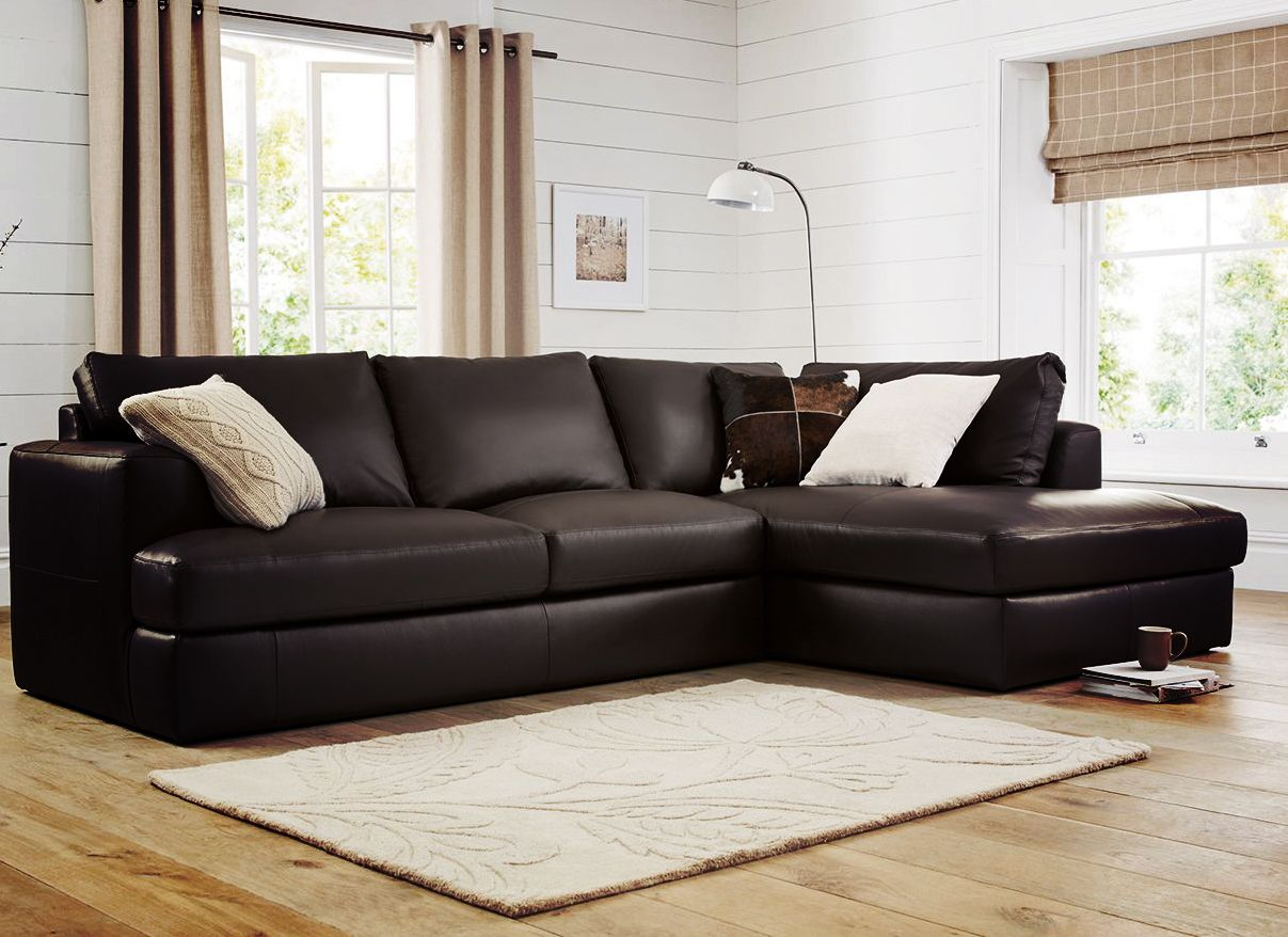 Stratus Ii Leather Sofa By Next