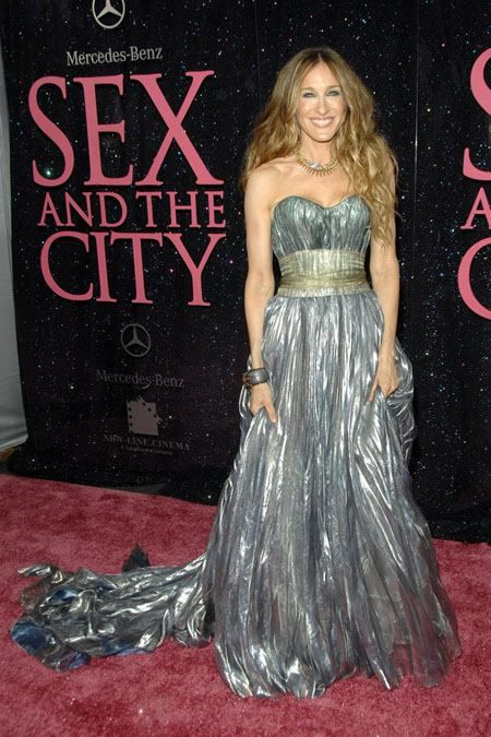 @Smiley360 SJP Always Rocks the Red Carpet!
