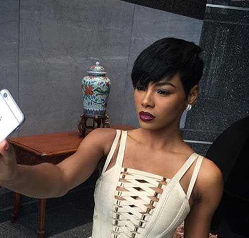 Short Haircut for Black Girls | Au Naturale. | Pinterest | Short ...