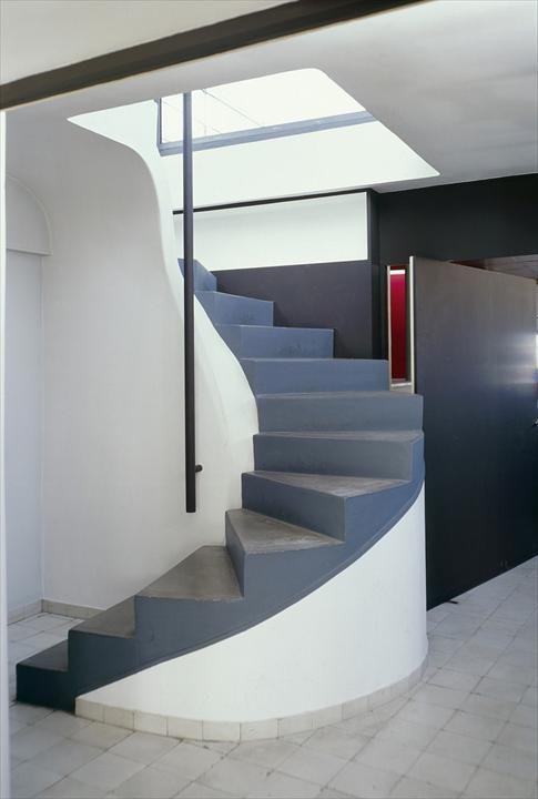 Fondation le corbusier le corbusier 39 s studio apartment - Arquitectos de interiores famosos ...