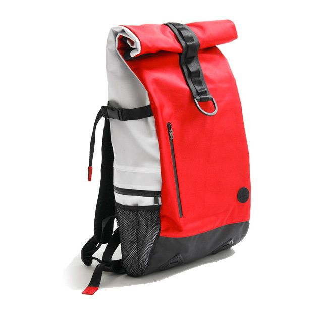 LARS × Bicycle NAVI Roll Up BackPack | Bags | Pinterest ...