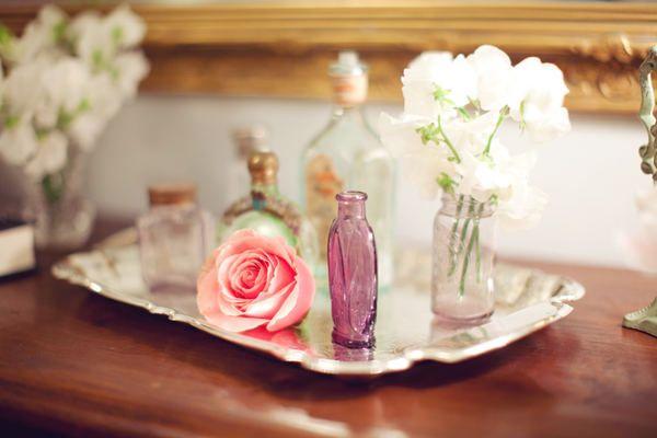 Vintage Rose Brocante