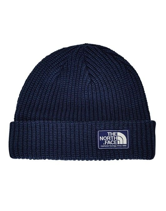 6fbf69b5fdb The North Face Salty Dog Beanie Navy  StyleMadeEasy