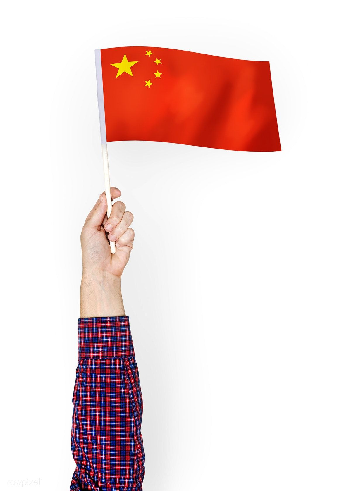 Download Premium Image Of Person Waving The Flag Of The People S Flags Of The World Flag Chinese Flag