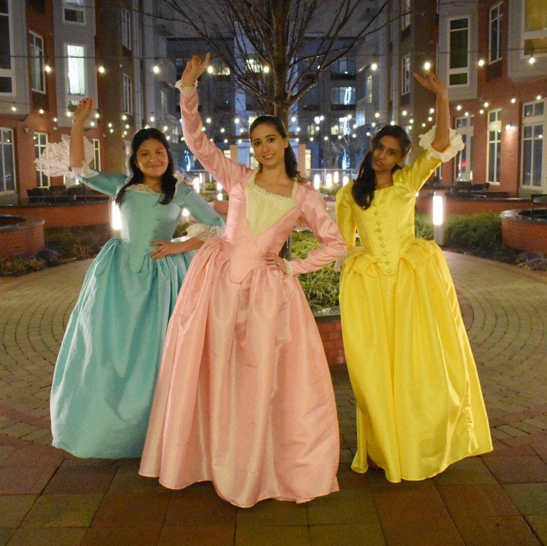Sister Halloween Costumes 2020 Schuyler sisters | Sister halloween costumes, Halloween outfits