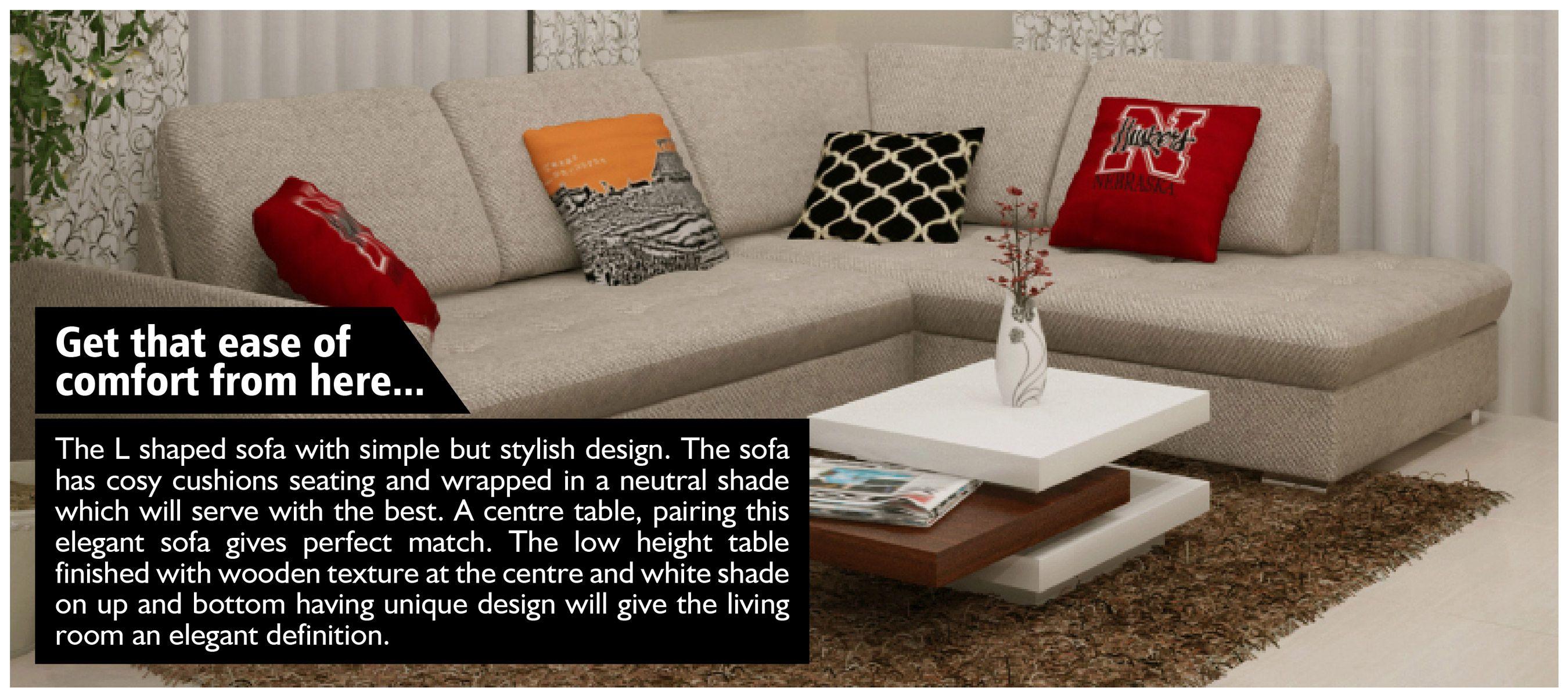 Get That Ease Of Comfort Here Sofa Living Centertable Best Interior Interior Decorating Design