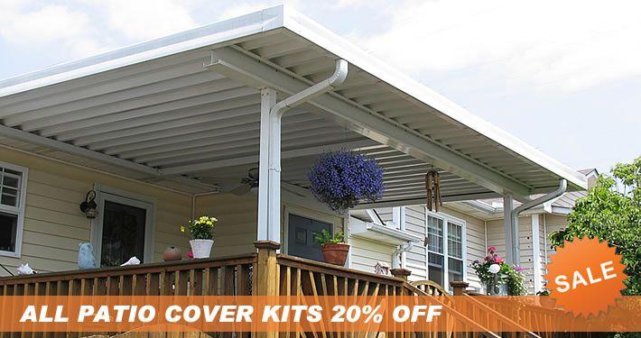 do it yourself patio covers carport