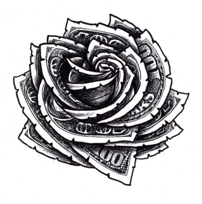 20+ Dollar Tattoos | Dollar tattoo, Dollar sign tattoo ...