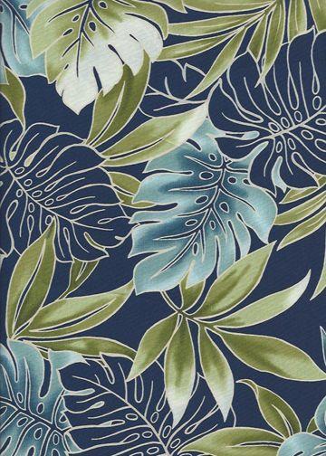 20 Omalu Tropical Fabricleafy Botanical Design Including