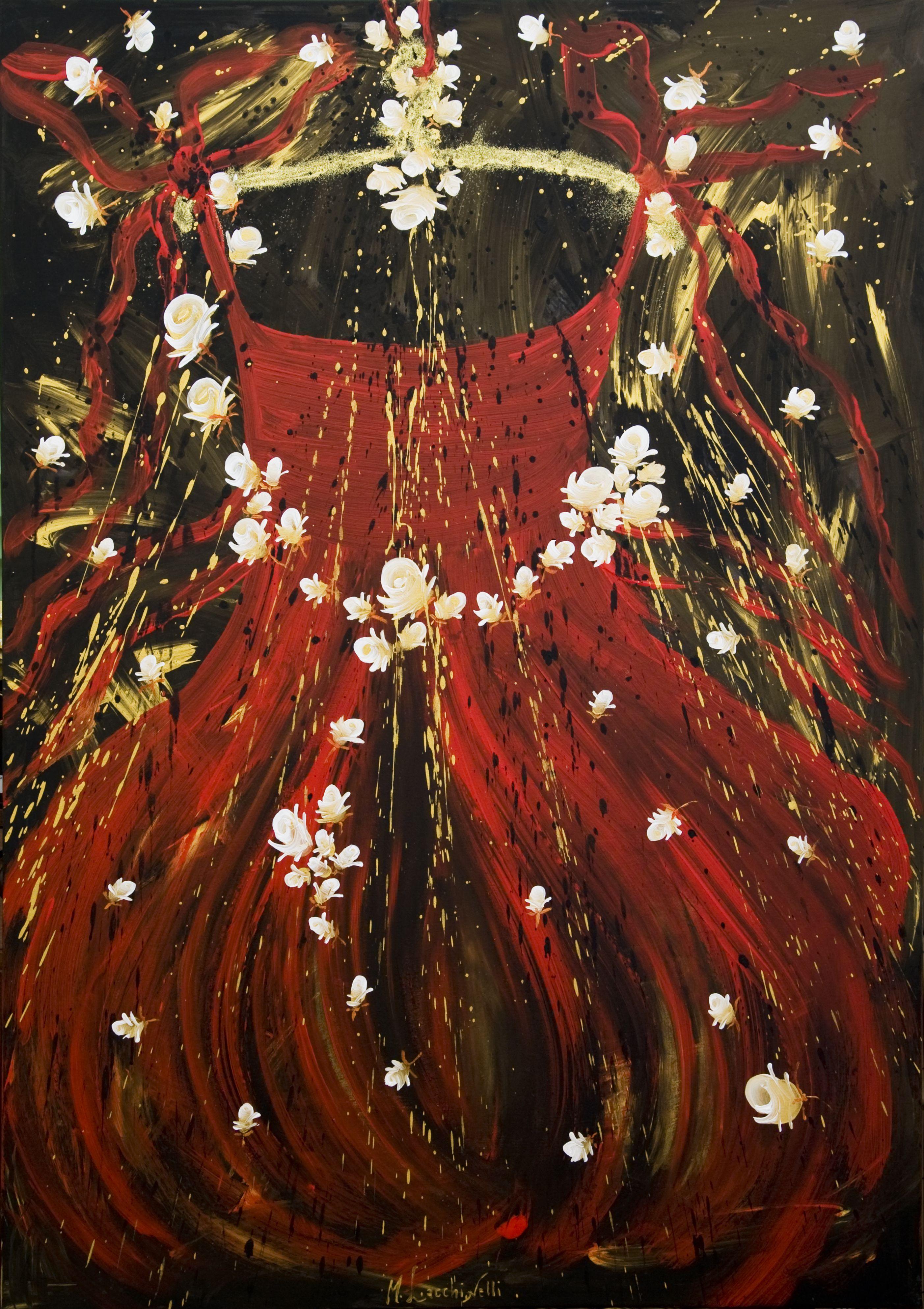Tutù sensuelle... di Marilena Lacchinelli Paintings § Milano - Italy