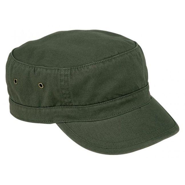 c8348972a6e Urban Army Cap. Kappe im Military-Style. Perfekt sitzende Mütze. Cap aus  verwaschener Chino-Baumwolle. Schirmmütze im Armylook. Armymütze aus  Baumwolle.