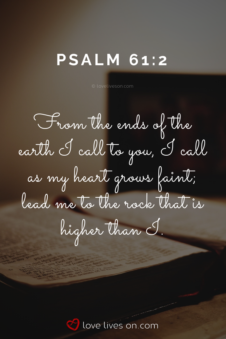 Bible Verses About Healing Loved Ones