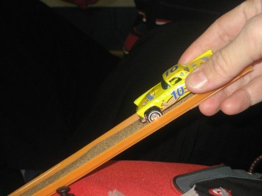 How to Do a Friction Science Experiment | Cars, Sandpaper and ...