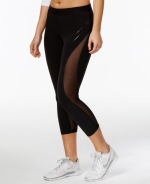 2539bdf228aa25 Nike Pro Hypercool Mesh Training Capri Leggings - Black XL ...