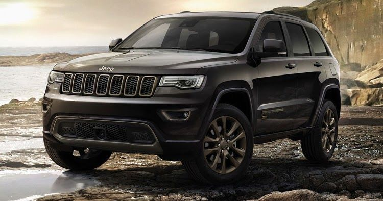 New Jeep 75th Anniversary Range Goes On Sale In The Uk Carscoops