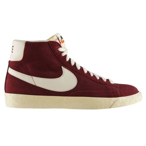 Nike Sport De Voile Rouge Blazer