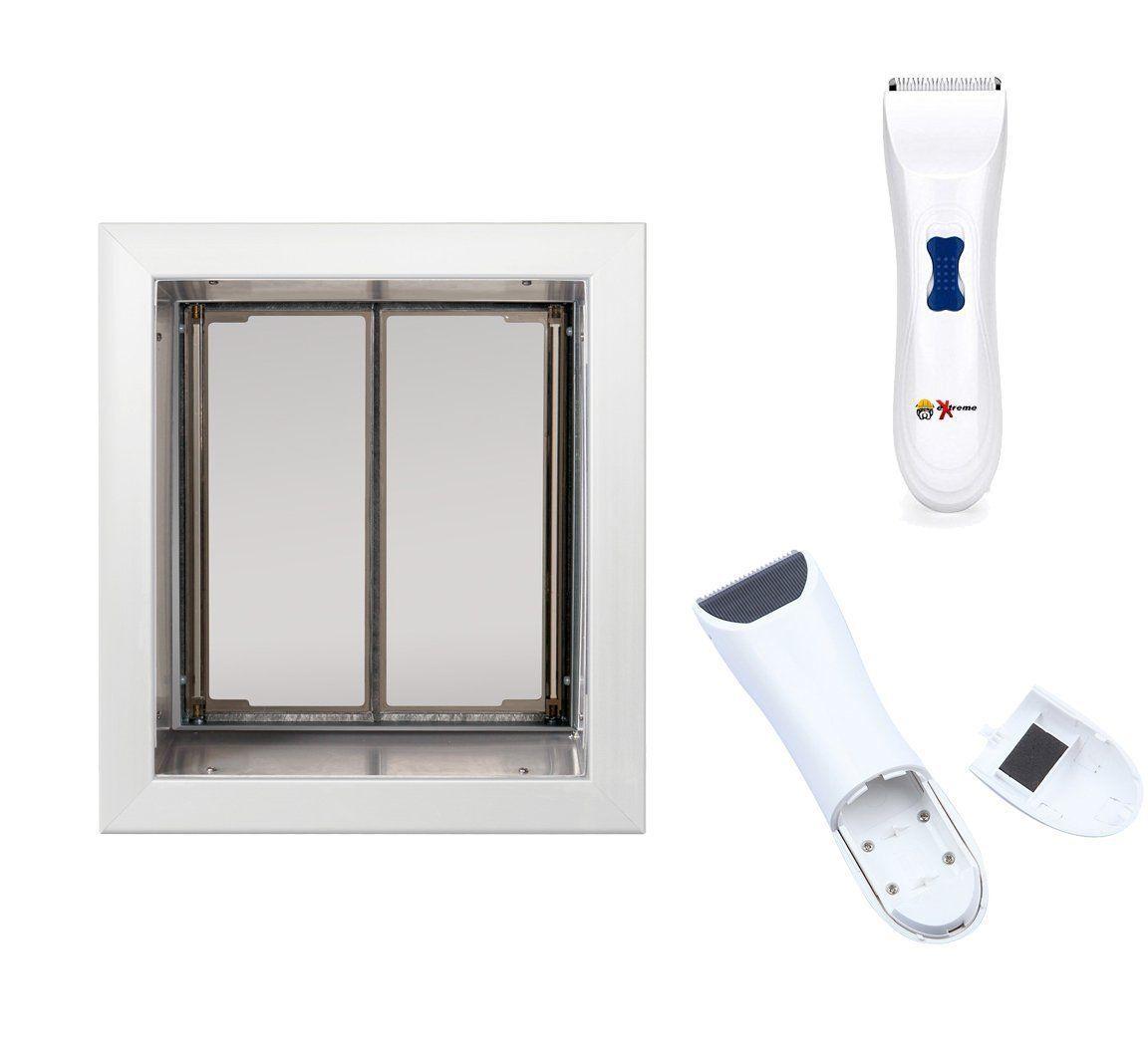 Plexidor Weatherproof Dog Doors Energy Efficient Pet Doors With