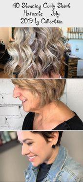 #atemberaubende #Collection #CURLY #Frisuren #Haircu