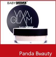 Perfeccionamiento mayorista Acabado Cobertura Luz Polvos Polvos Sueltos Aire cerca textura de la piel de maquillaje Polvo Base envío gratuito