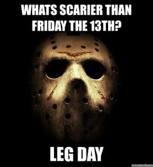Pin by Marie-Claire Parker on Fitness fun | Horror quotes ...