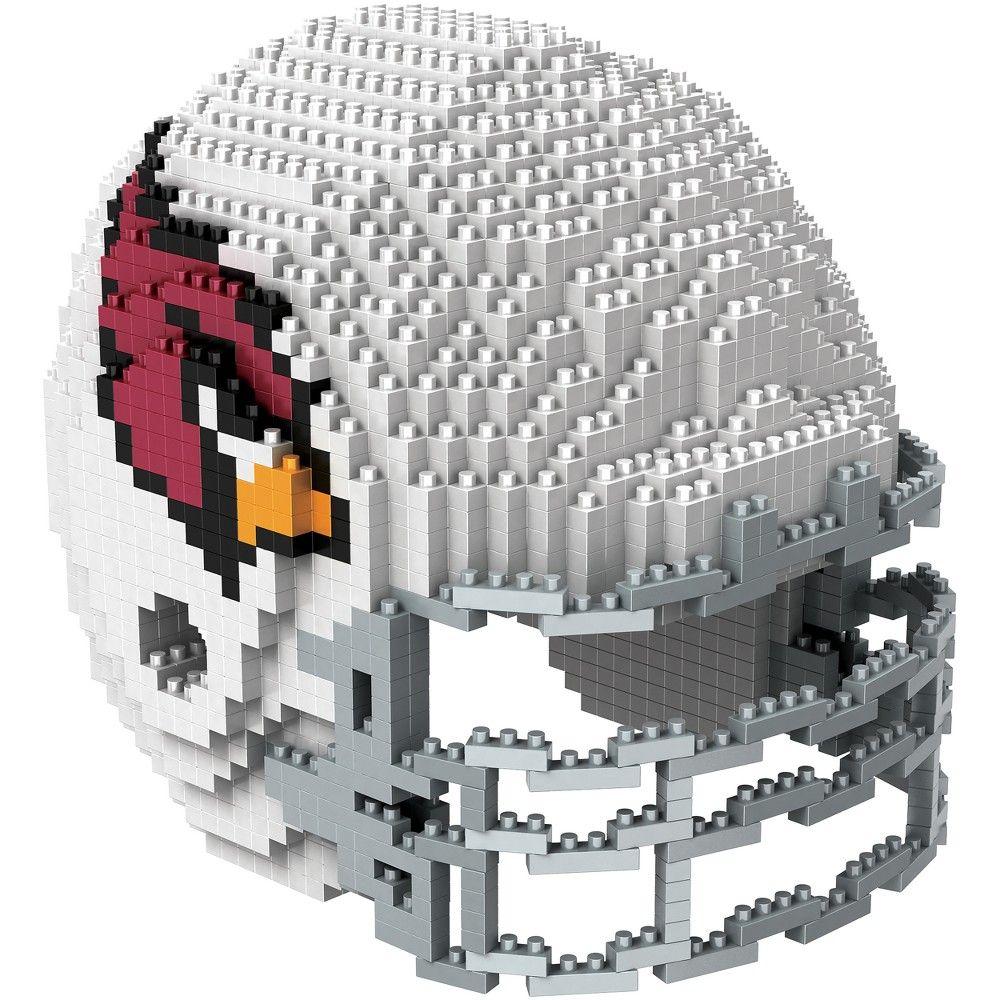 Nfl arizona cardinals 3d brxlz mini helmet in 2020 nfl
