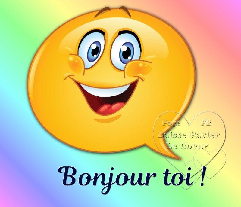 Bonjour Image 7669 Bonjour Toi Partager Cette Photo Sur Facebook Twitter Et Whatsapp Bonjour Humour Images Bonjour Bonjour