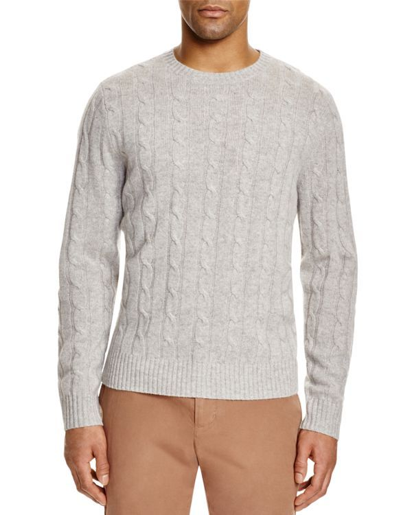 Duckhead Buddy Cashmere Cable Knit Sweater