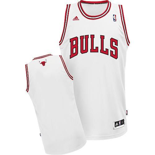 618abc6d89d Revolution 30 Chicago Bulls Blank White Stitched Basketball Cheap Jersey On  Sale