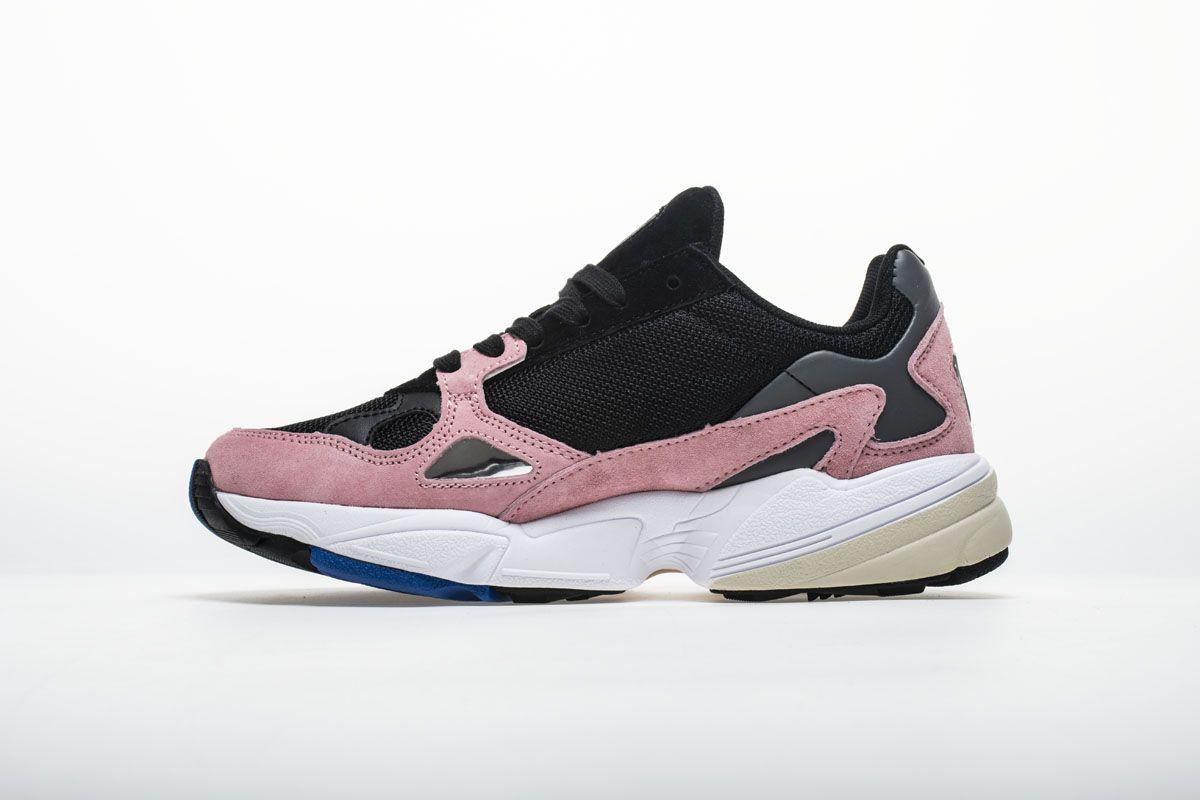 newest 0b242 c8ffb Adidas Falcon W BB9176 YUNG-2 Light Pink Girls Shoes 2