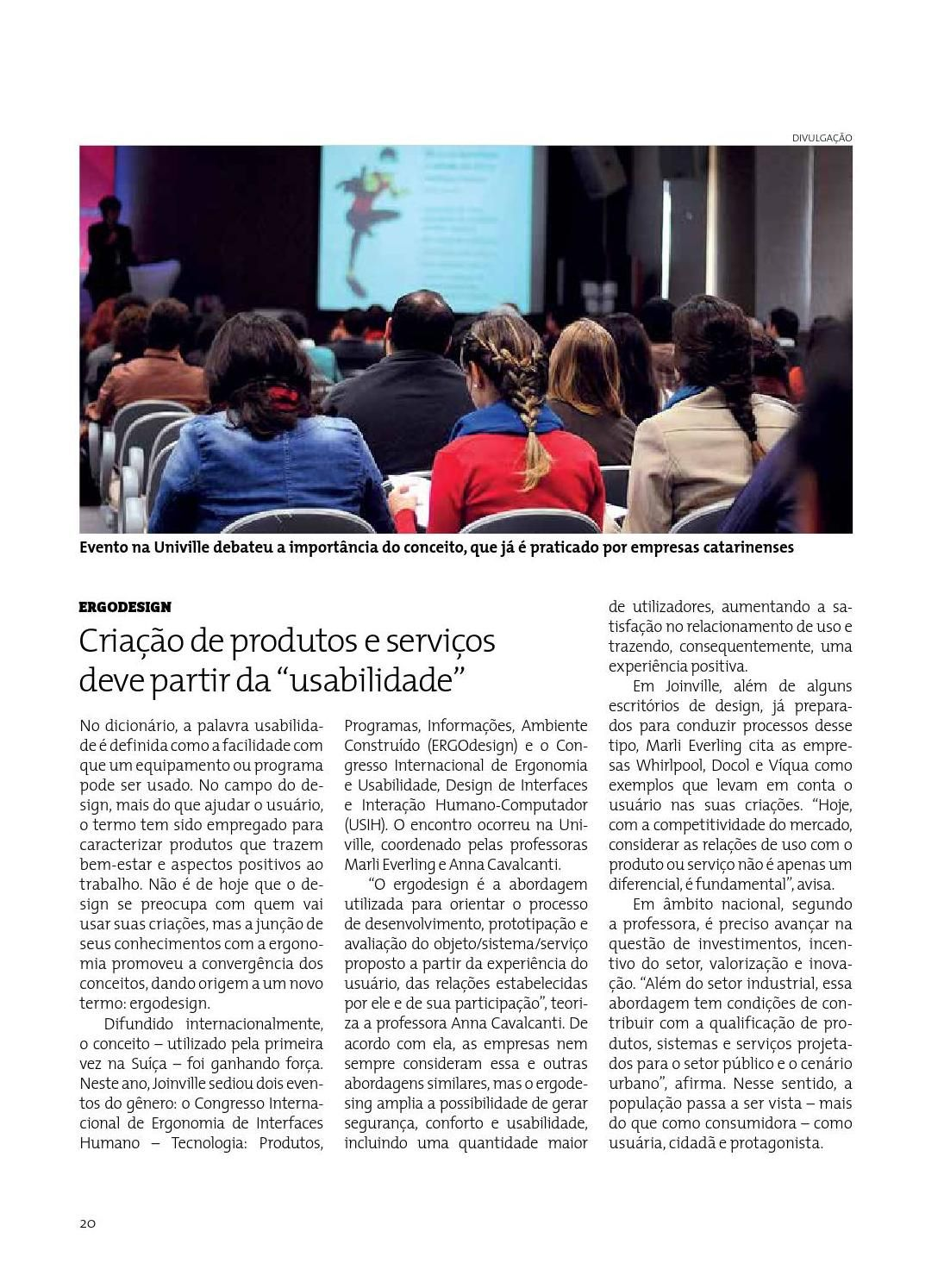 #ClippedOnIssuu from Revista 21 - Edição 15 - Set/Out 14