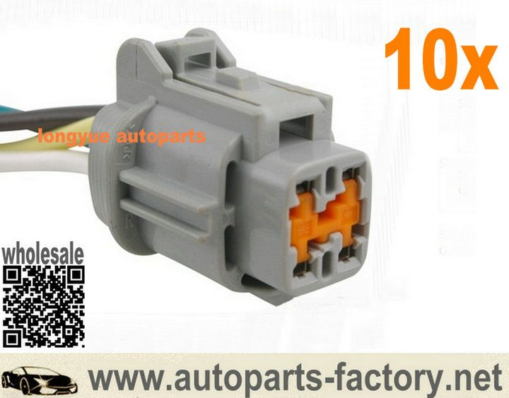 long yue 4pin nissan wire connector pigtail 6