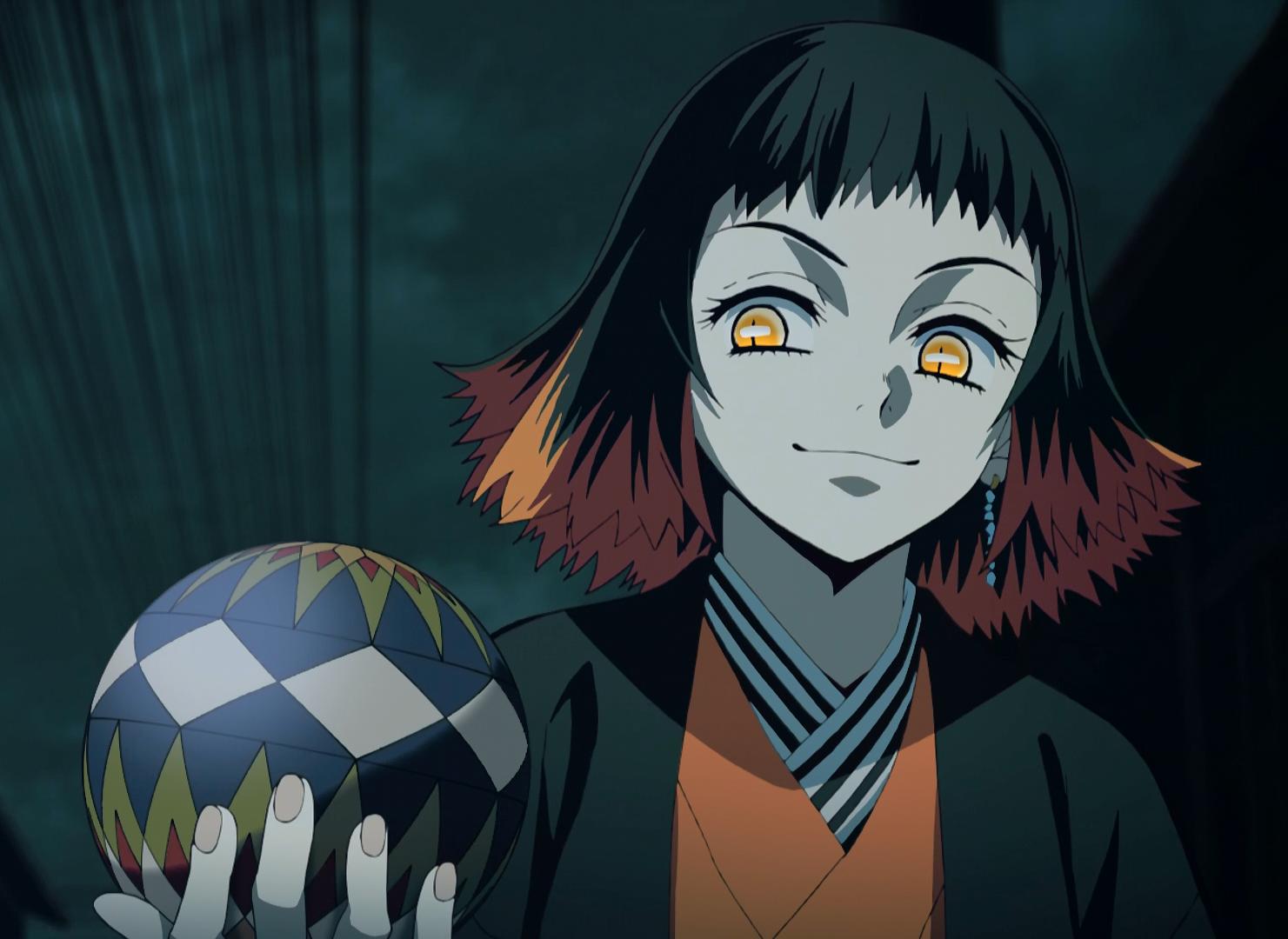 Susamaru Kimetsu No Yaiba Susamaru Kimetsunoyaiba Anime Art Anime Desenhos Manga