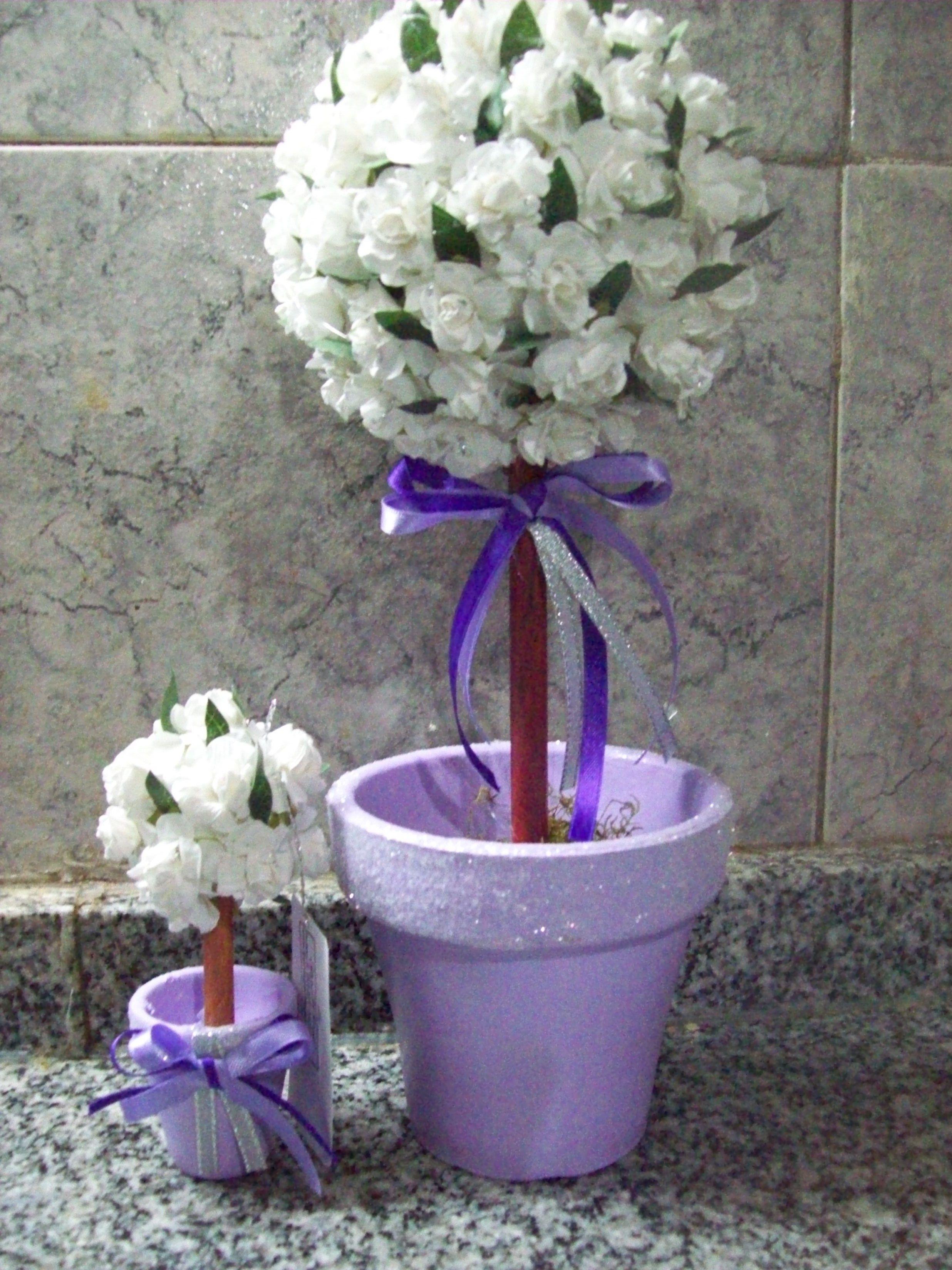 Arbolitos de la Vida ideal para souvenirs ,realizados en maceta de ...
