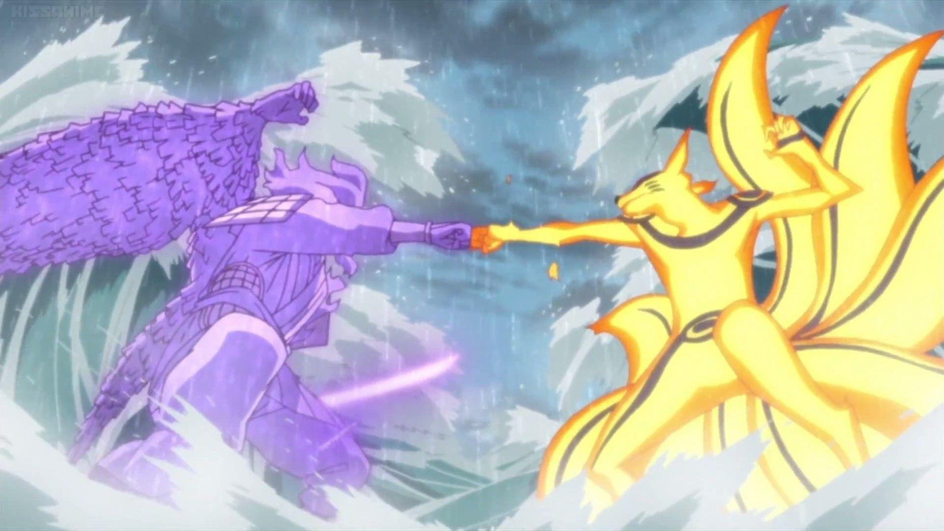Free download Naruto Vs Sasuke Final Battle Wallpaper ...