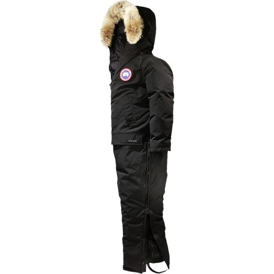 canada goose arctic rigger insulated coverall men s on insulated overalls for men id=41965