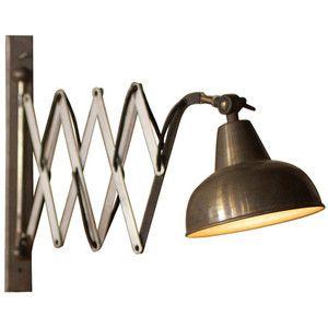 Dot & Bo Bennett Extendable Wall Lamp   Light Fixtures   Pinterest ...