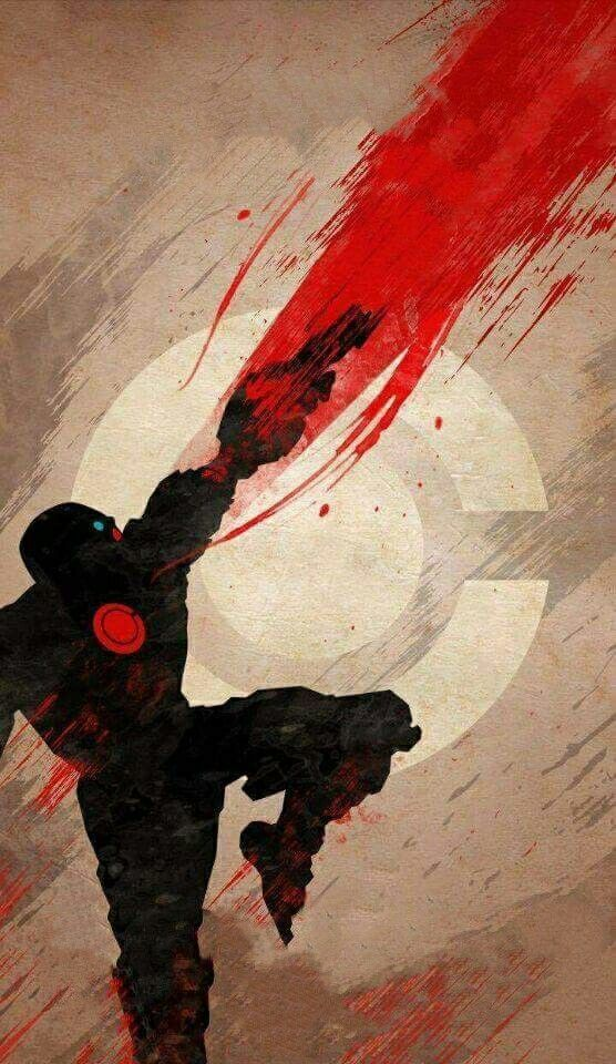 Imagen promocional de China para Justice League sin letras