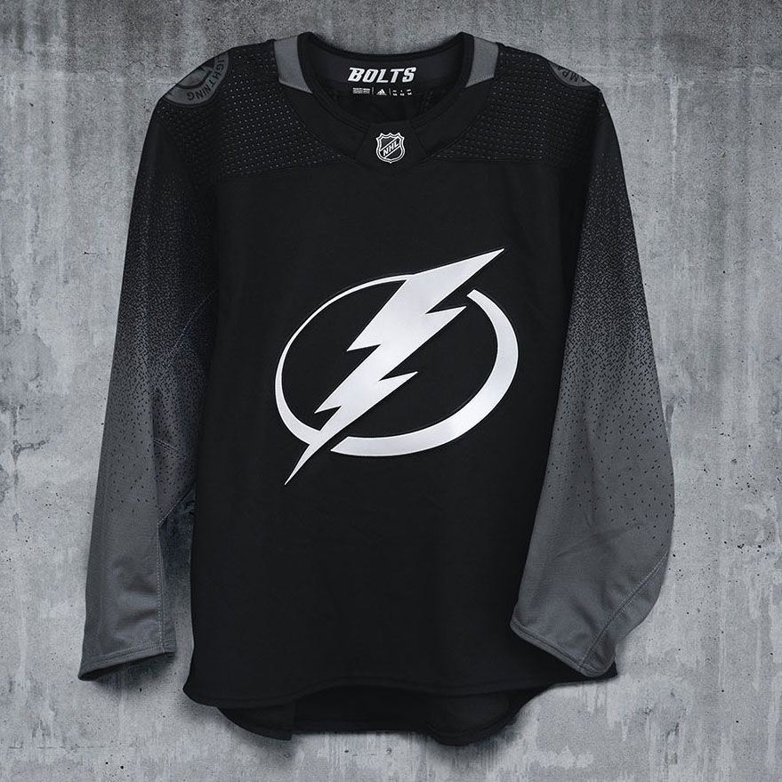 769512728 Tampa Bay Lightning Disrupt The Night With New Third Uniforms ...