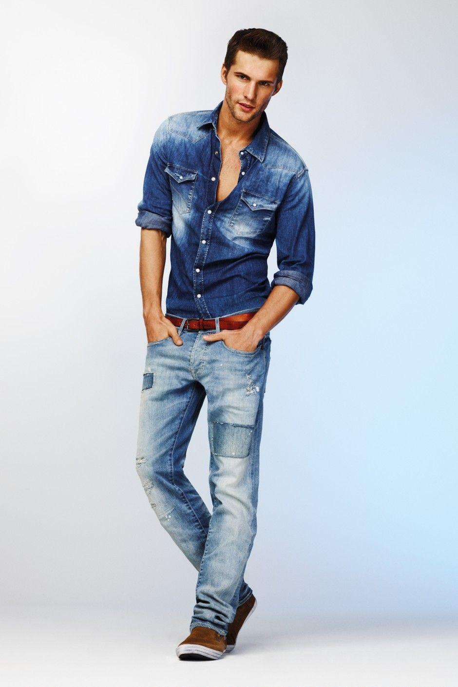 TOTAL DENIM - Gas Jeans☆