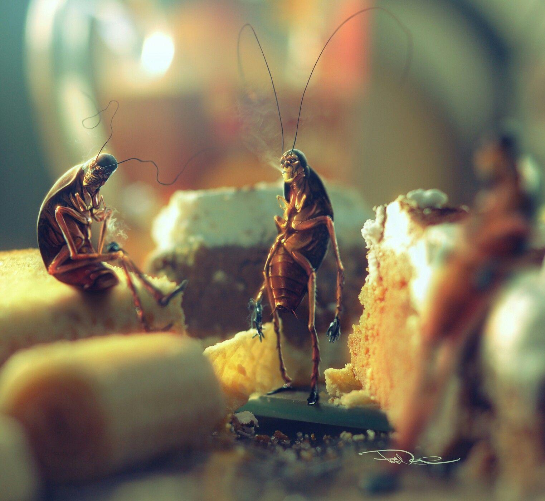 насекомые 3d фильм