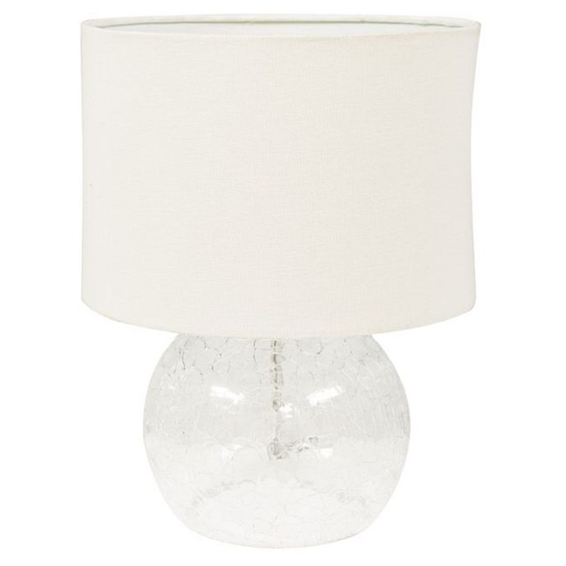 Find viola clear crackle ball table lamp at homebase visit your find viola clear crackle ball table lamp at homebase visit your local store for the aloadofball Choice Image