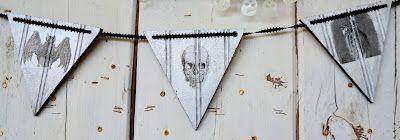 Shabby Love: Beadboard Banner
