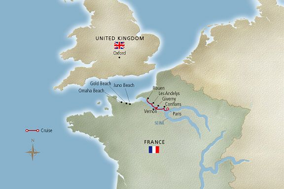 3 Day Pre Cruise Extention Paris Amp Normandy Viking Cruise 699 Pp Http Www