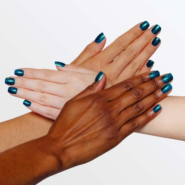 KL Polish Ocean Drive three hands | Nail designs | Pinterest | Teal ...